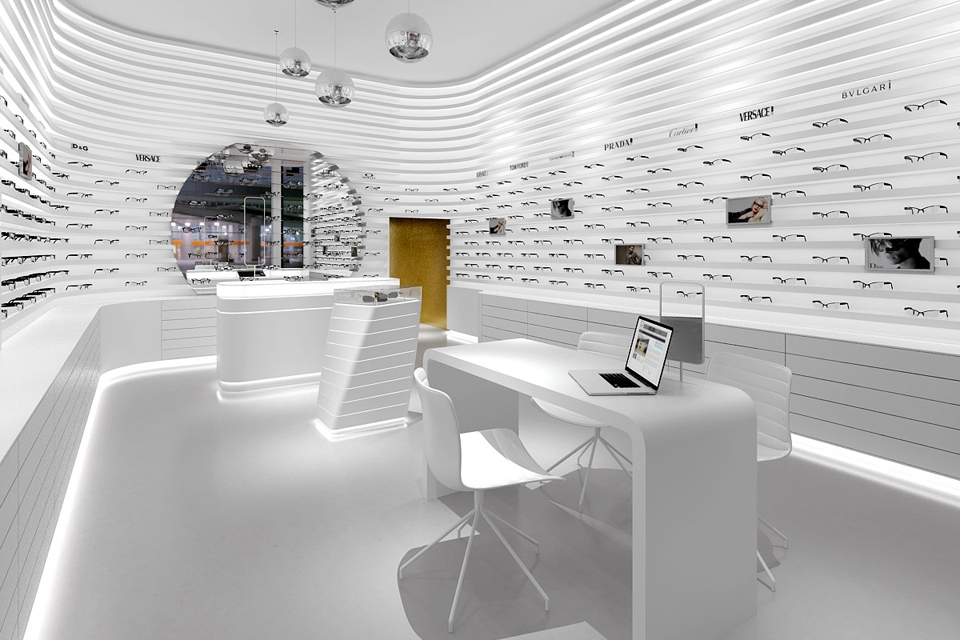 Projekte w architekten for Dubai decoration interieur